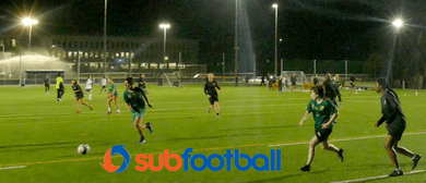 Winter 7 A Side Mixed & Men's SUB Football League