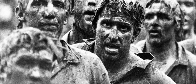 Hard On the Heels – Peter Bush Capturing the All Blacks