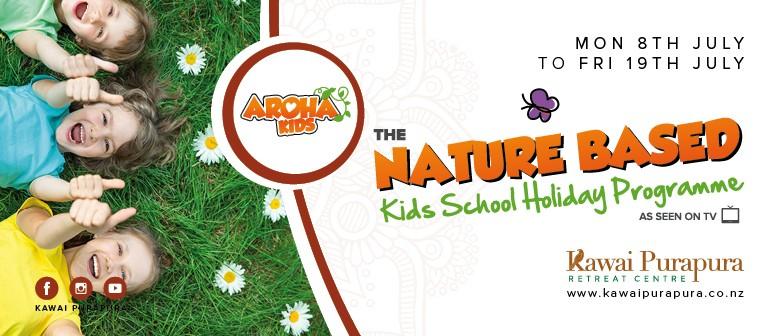 Aroha Kids - School Holiday Programme July 2019