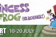 Image for event: The Princess and the Frog (and the Robber!) - KidsFest 2019