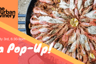 Paella Pop-Up!
