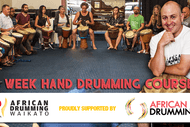 Image for event: Tauranga African Hand Drumming Course