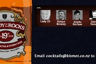 Image for event: Comedy on the Rocks June