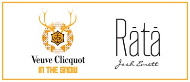 Clicquot Long Lunch at Rata