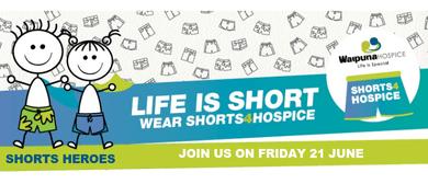 Shorts 4 Hospice