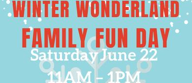 Winter Wonderland Family Fun Day