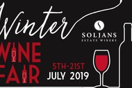 Image for event: Winter Wine Fair 2019