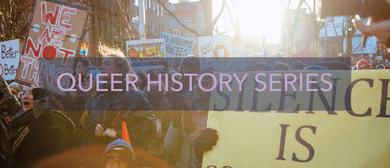 Queer History Series: Major! Screening & Potluck
