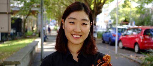 Lunchtime Music – Grace Leehan – Viola Recital