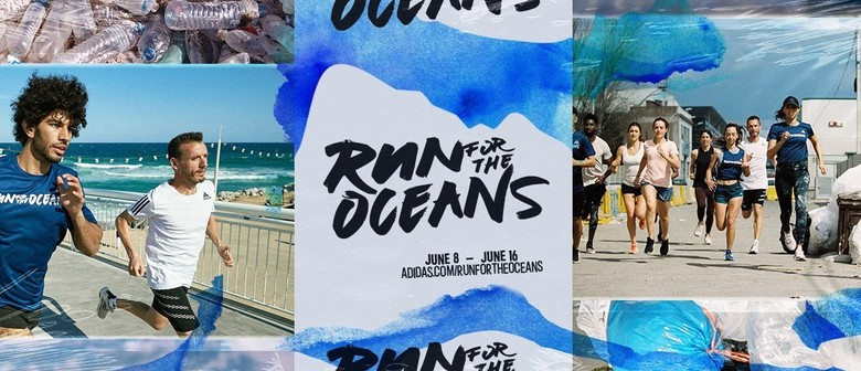 Run for The Oceans With adidas 2019
