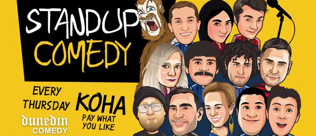 Stand Up Comedy - Koha Open Mic