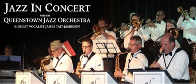 Jazz in Concert with the Queenstown Jazz Orchestra