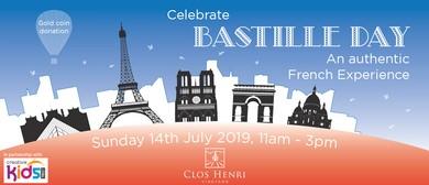 Clos Henri Bastille Day