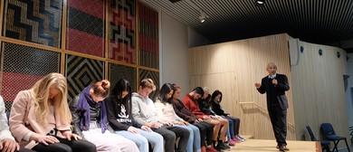 Kihikihi School Hypnosis Show