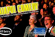 Image for event: Kaiapoi Comedy