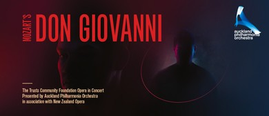 Trusts Community Foundation Opera in Concert: Don Giovanni