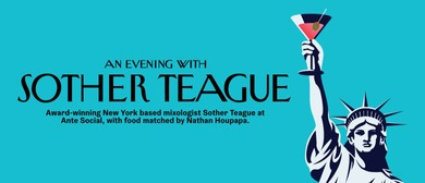An Evening With Sother Teague