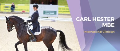 Carl Hester 'Through the Levels' Dressage Masterclass