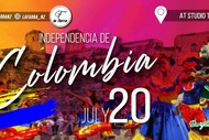 Image for event: Independecia Colombiana