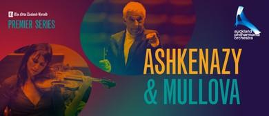 NZ Herald Premier Series: Ashkenazy & Mullova