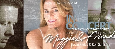 Sunday Night Jazz - Maggie Gould & Friends