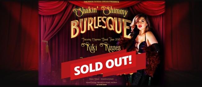 Shakin' Shimmy Burlesque