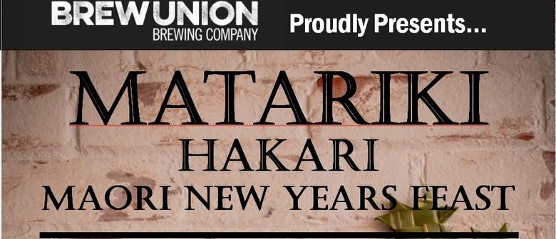 Matariki HākarI - 6-Course Degustation