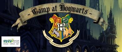Camp at Hogwarts