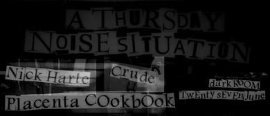 Noise Situation: Nick Harte/Crude/Placenta Cookbook