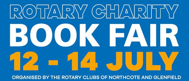 Rotary Charity Book Fair - Auckland - Eventfinda