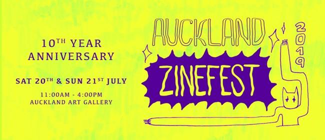 Auckland Zinefest Market 2019