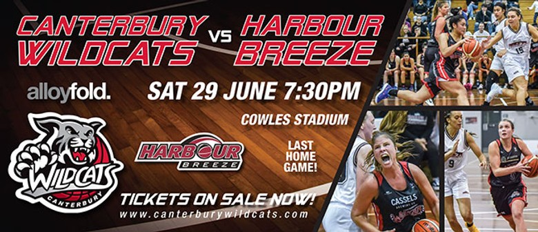 Alloyfold Canterbury Wildcats vs Harbour Breeze