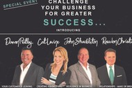 Challenging Your Business for Greater Success