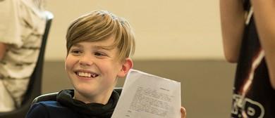 Speech & Drama Classes (ages 7-9)