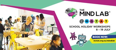 The Mind Lab School Holiday Workshops
