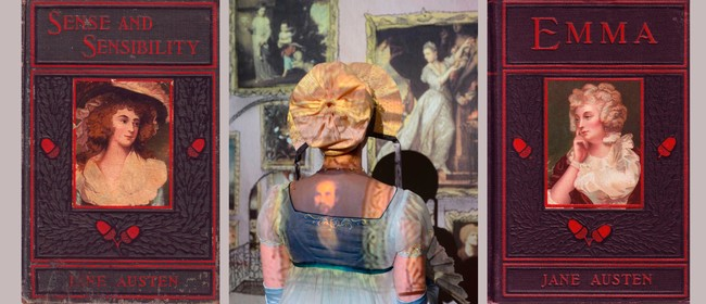Guest talk: Jane Austen – Master Paintings & Lost Books