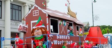 Go Geraldine Christmas Parade