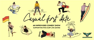 Casual First Date - A Fundraising Improvised Comedy Show