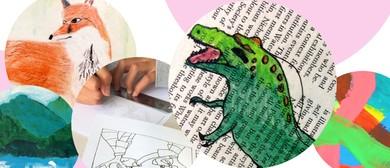 School Holiday Art Workshops for Kids