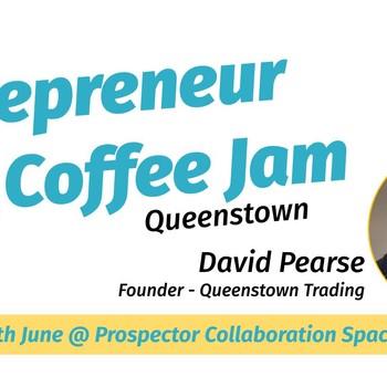 Entrepreneur Coffee Jam Featuring Queenstown Trading