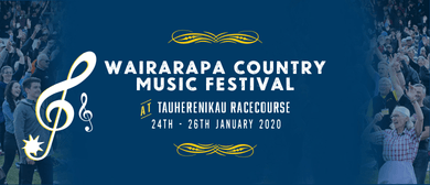 Wairarapa Country Music Festival at Tauherenikau