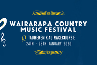 Image for event: Wairarapa Country Music Festival at Tauherenikau