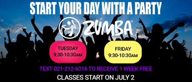 Zumba in Takapuna - Start Your Day With a Party