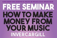 Make Money From Your Music - Free Seminar