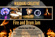 Fire and Drum Jam