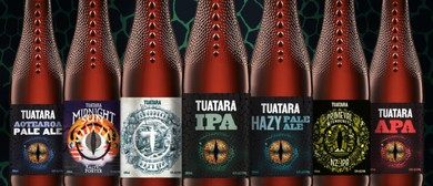 Beer Club with Tuatara