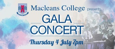 Macleans College Gala Concert 2019