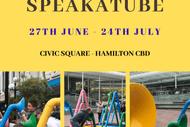 Image for event: Speakatube