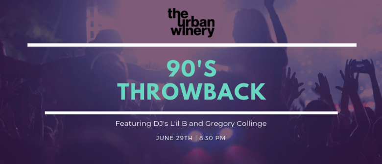90's Throwback Dance Party