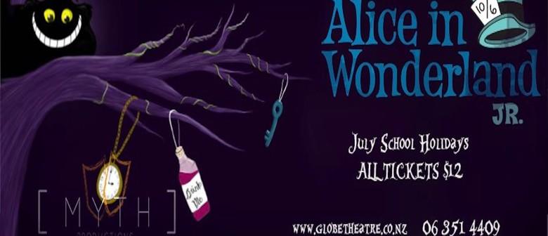 Alice In Wonderland Junior